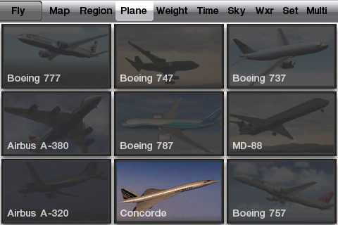 Screenshot X-Plane Airliner